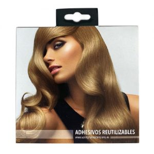 Adhesivos reutilizables Vanity Hair