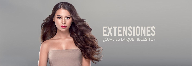Extensiones Vanity